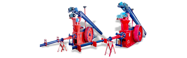 Briquetting Press Machine Plant Manufacturers India